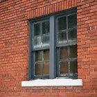 How to Unlock a Double Pane Window Lock