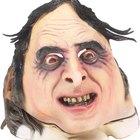 Creación de máscaras de látex reales para hacer disfraces faciales