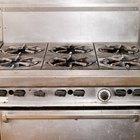 O dispositivo de ignição do forno não para de estalar