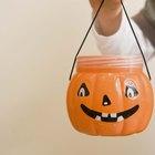 ¿Porqué se dan dulces en Halloween?