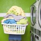 Cómo lavar y secar la ropa para que no pierda su color