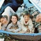 Buenos campamentos para ir con niños en Texas