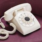 Partes de um telefone fixo