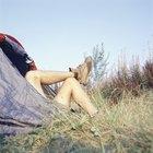 Ir de campamento en Peach Springs, Arizona
