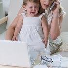 Cómo tratar con niños que lloran por todo