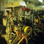 Por que os coletores de escape ficam de cor laranja incandescente nos motores diesel?