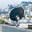 Faça seu receptor de satélite conectar-se à internet