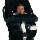 ¿Los asientos que vibran para bebés son peligrosos?