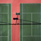 Tennis Court Sprint Exercises