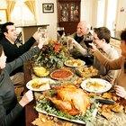 Como agradecer ao anfitrião por ter organizado um almoço ou jantar