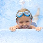 Las mejores gafas de natación para niños