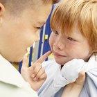 Lo que pueden hacer los niños para manejar el acoso escolar