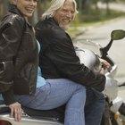 Como fazer um encosto traseiro de motocicleta (Sissy Bar)