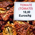 Como armazenar e congelar tomates secos