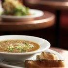 Acompanhamentos para sopa