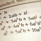 Cómo factorizar polinomios a la tercera potencia