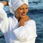 Cómo hacer un turbante utilizando una toalla
