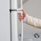 Cómo quitar el moho del burlete de la puerta del refrigerador