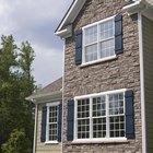 Como remover mofo de moldura de janelas com segurança