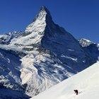 Pueblos para esquiar en Suiza