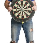 How to Clean Horsehair Dart Boards