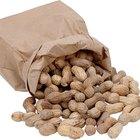 Como congelar amendoins cozidos