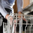 How to Repair a Rusty Dishwasher Rack