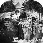 Tipos de trabajos que realizaban los niños durante la Revolución Industrial