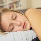 ¿Son los patrones del sueño de los adolescentes diferentes a los de los niños?