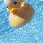 Cómo limpiar las piscinas de plástico