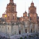 ¿Cuál es la historia arquitectónica de la Catedral Metropolitana de la Ciudad de México?