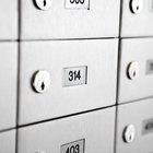 Cómo conseguir un apartado postal en Miami, Florida