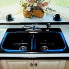 Las desventajas de colocar el fregadero de la cocina en la esquina