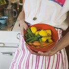 Cómo desinfectar las verduras que tengan amebas