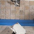 Rejunte para azulejos de chuveiro versus silicone