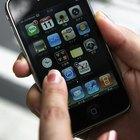 Anexos de e-mail não abrem no iPhone