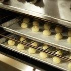 O posicionamento de grades dentro do forno