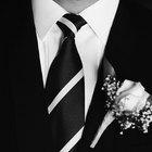 Etiqueta para vestimenta Black & White