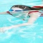 Quantas calorias são gastas nadando?