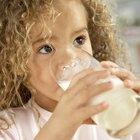 ¿Cuándo puede un niñito cambiar de leche entera a leche de 2%?