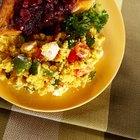 Deliciosas cenas vegetarianas para disfrutar de lunes a viernes