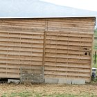 How to rebuild a rotten shed