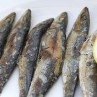 Cómo limpiar sardinas frescas