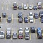 Normas de señalización de estacionamiento