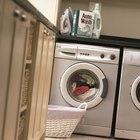 Cómo solucionar los problemas de una lavadora Westinghouse