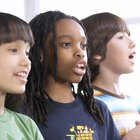 Free choir music for primary schools