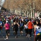 Marathon Running Affecting Height