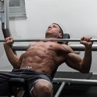 How Long Will It Take to Get Abs With a Bench Press?