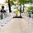Diferencias entre copas de vino y agua