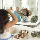 Como pendurar um espelho pesado em uma parede de gesso